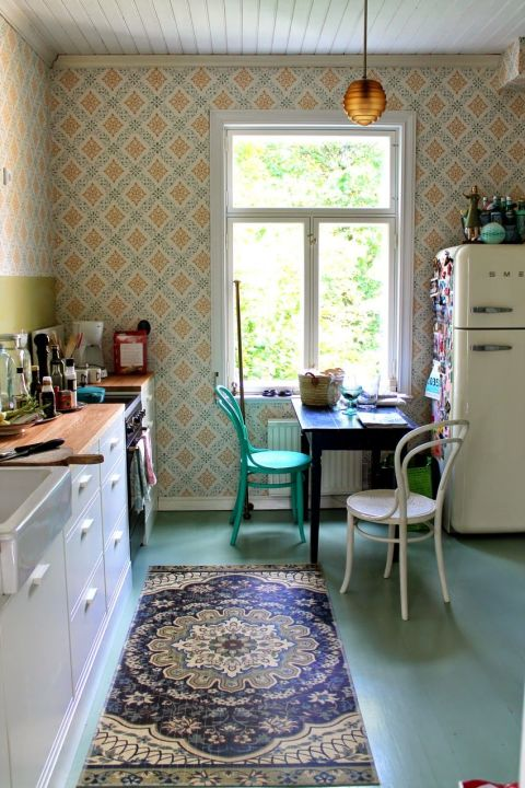 vintage kitchen 4 vintage wallpaper DCCWSIT