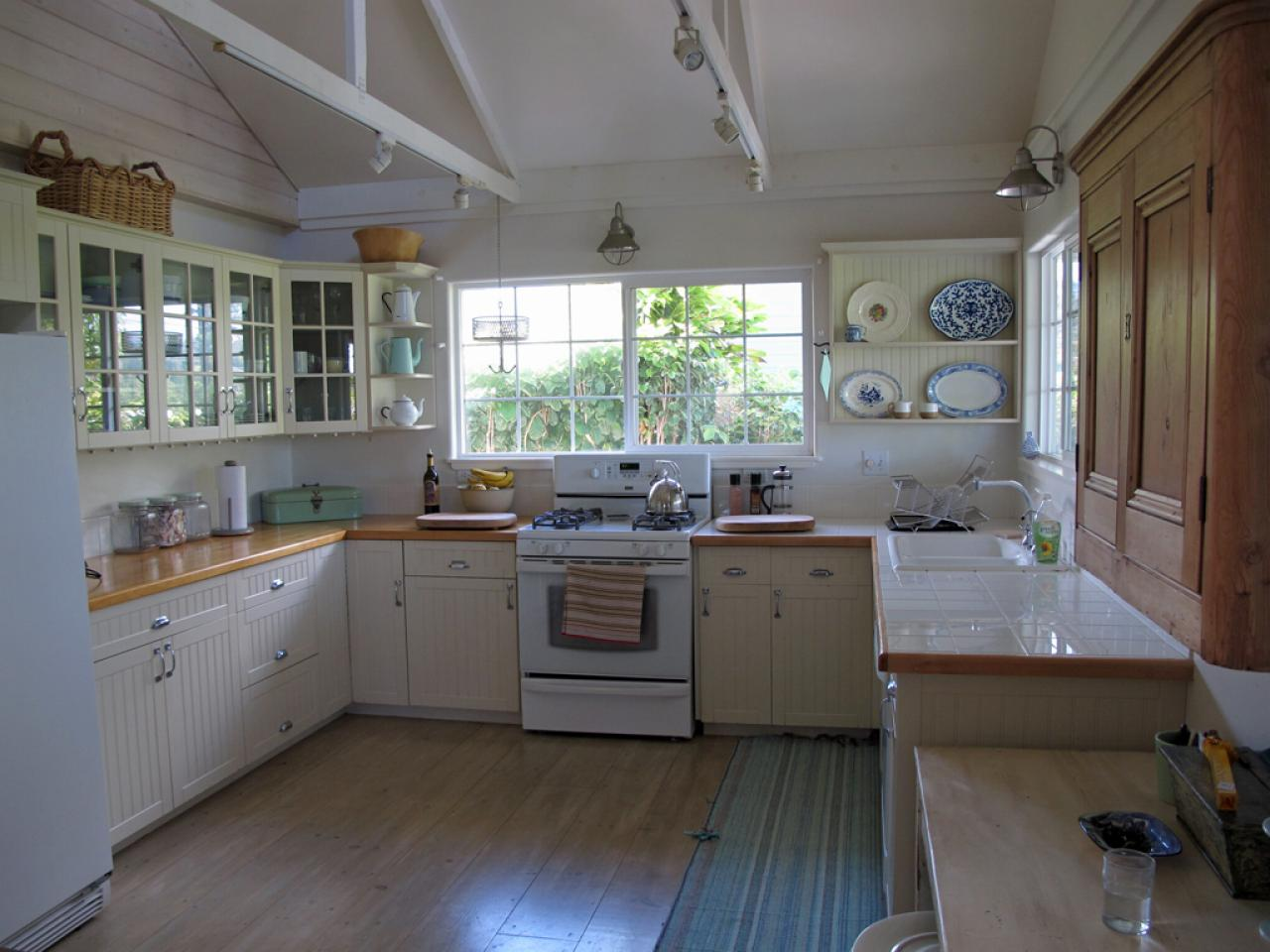 vintage kitchen decorating ideas SBOQOBW
