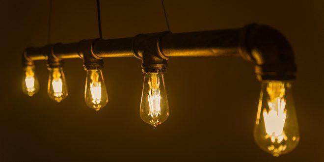 Vintage lighting led vintage light bulb gold tint st18 shape edison style antique shcfolt