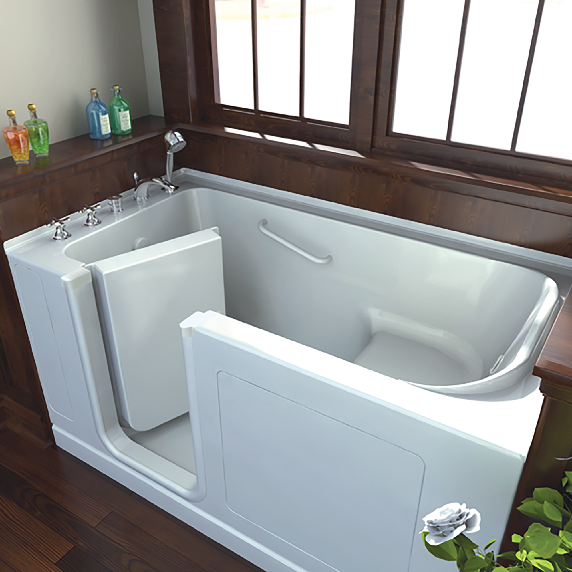 walk in baths 32 inch by 60 inch walk-in bath OAFZXLP