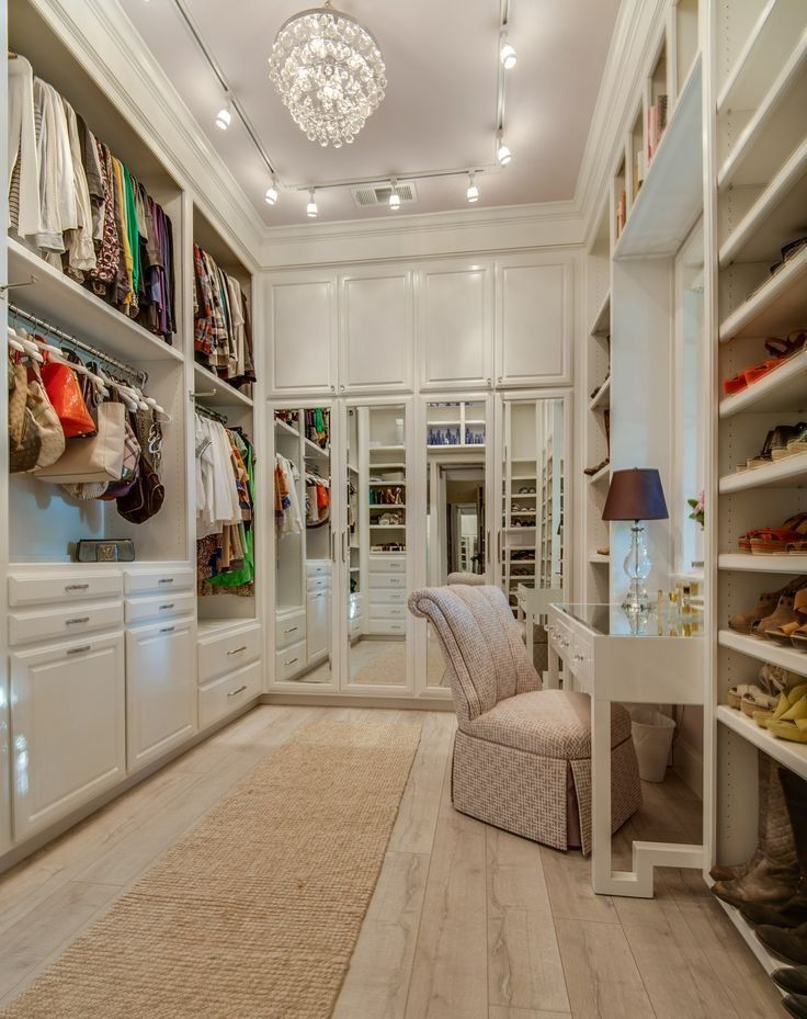 walk in closets the most beautiful walk-in wardrobes and closets to give you storage  inspiration DGOWAVN