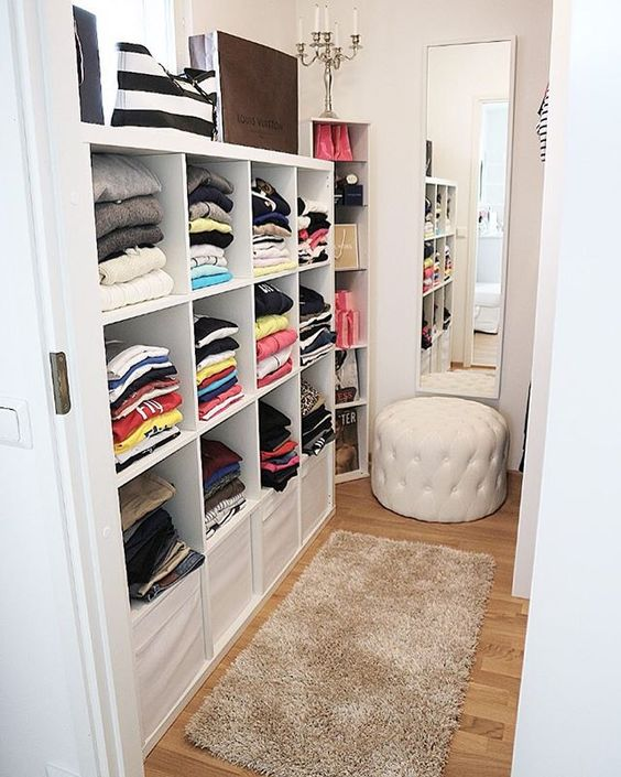 walk in closets this closet via house of philia has the same type of pax units HXBWDTE