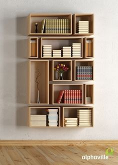 wall bookshelves 30 incredible bookshelves youu0027ll want in your home TRHAFNP