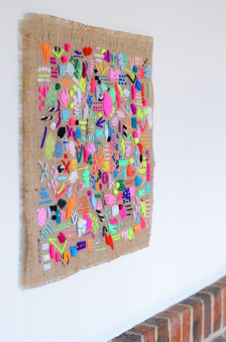 wall hangings i havenu0027t stopping thinking about illustrator and textile artist elizabeth  pawleu0027s wall ZOIWJGN