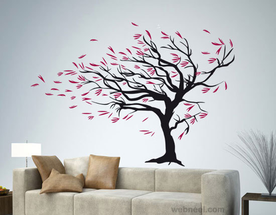 wall painting painting designs on walls HCFBXOD
