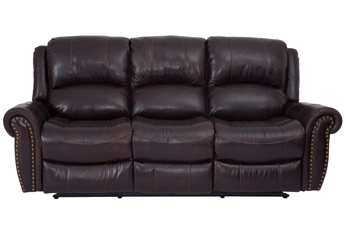 westland leather reclining sofa from gardner-white furniture NSRVUZC