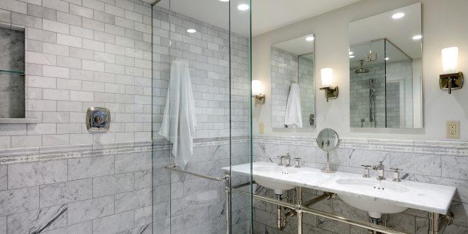 white bathroom remodels BAYYNUC