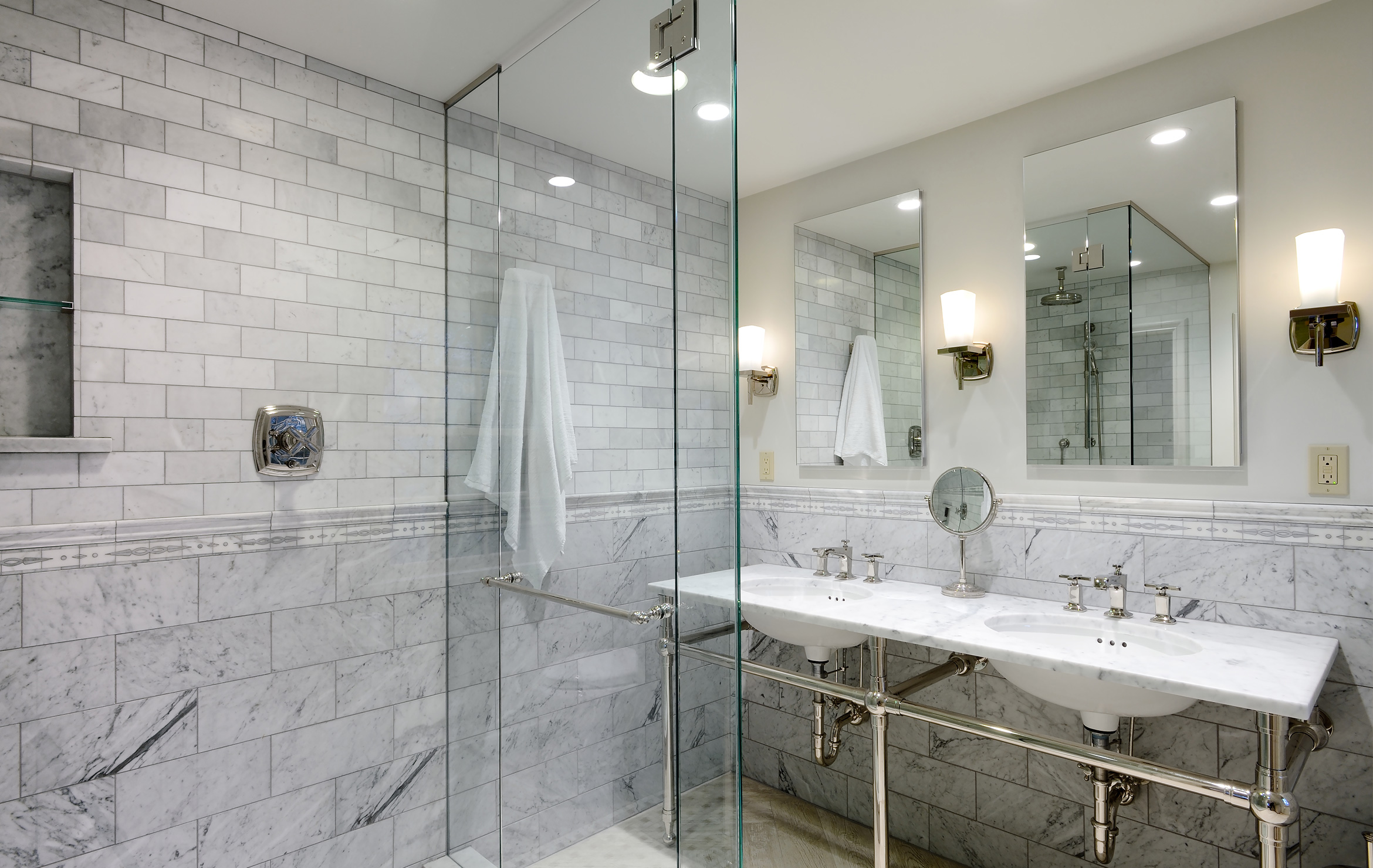 Bathroom Remodels Images Remodels White Bathroom Remodels BAYYNUC On - Is a bathroom remodel worth it