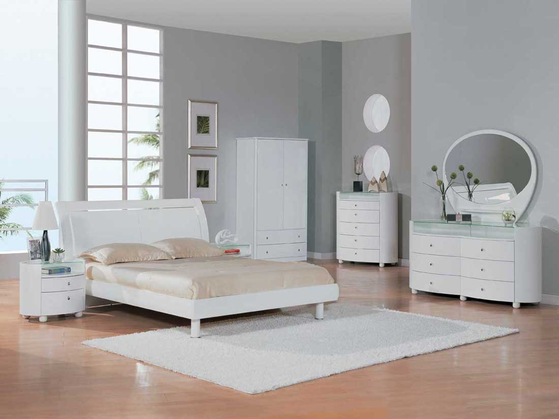 white bedroom furniture: makes you bedroom classy - goodworksfurniture FOTRKKW