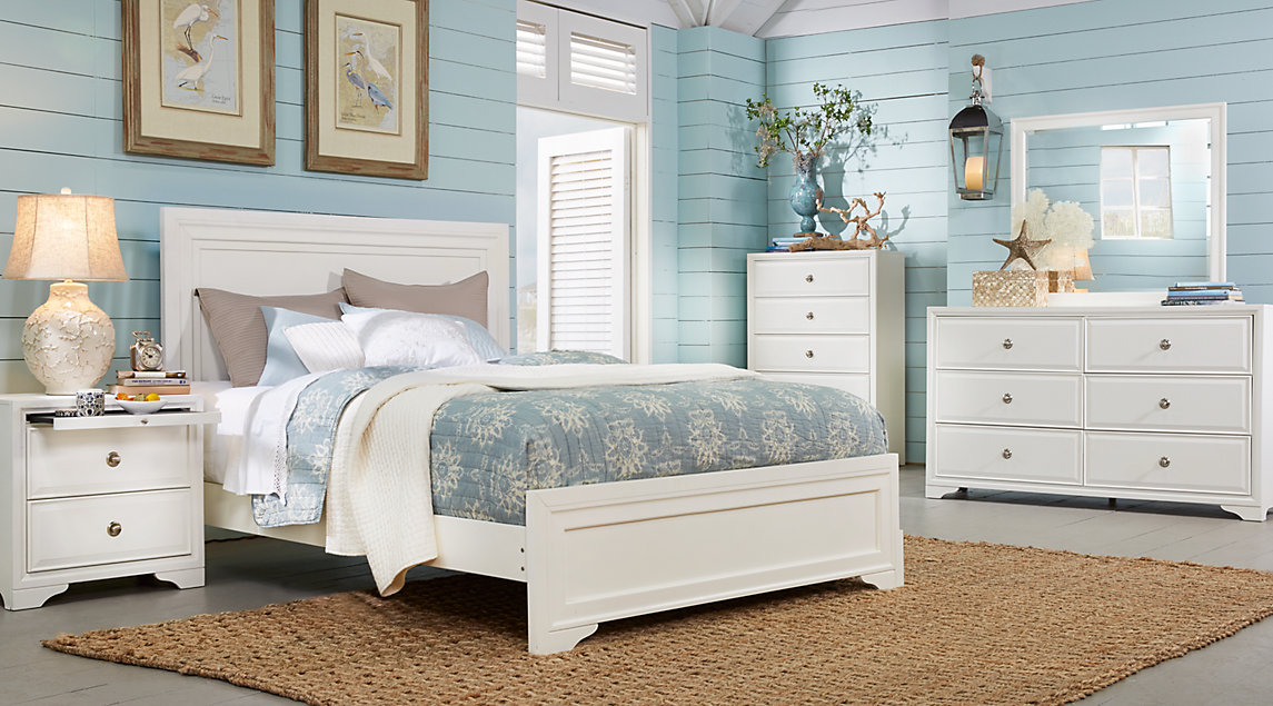 White bedroom furniture: Makes you bedroom classy