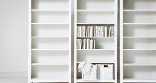 white bookshelves ikea bookcases WWTYLFH
