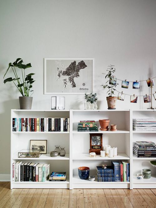 white bookshelves such nice bookcase organization LHDDYKG