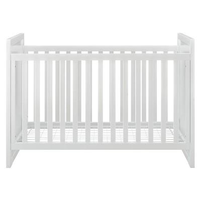white cribs baby relax miles campaign crib - white QCTIVIM