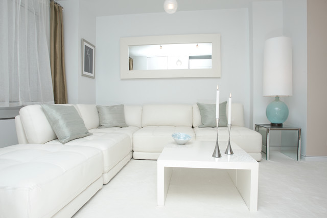 White Living Room Modern Design Contemporary Xzsjvos