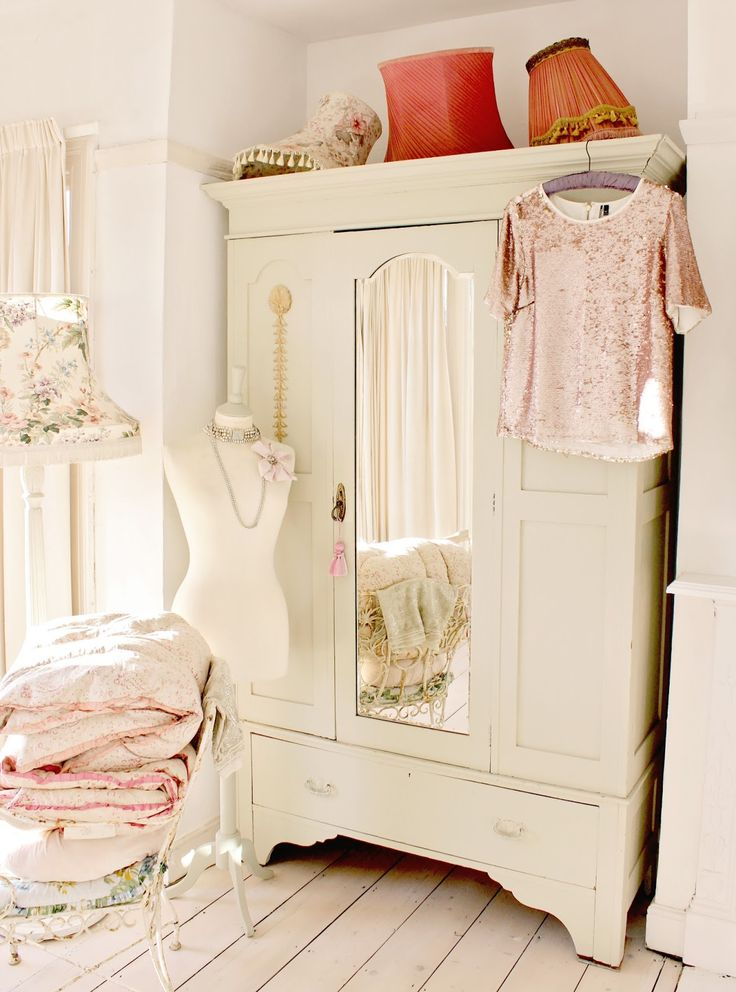 white shabby chic wardrobe for similar furniture and home accessories visit  www. FLOIZEP
