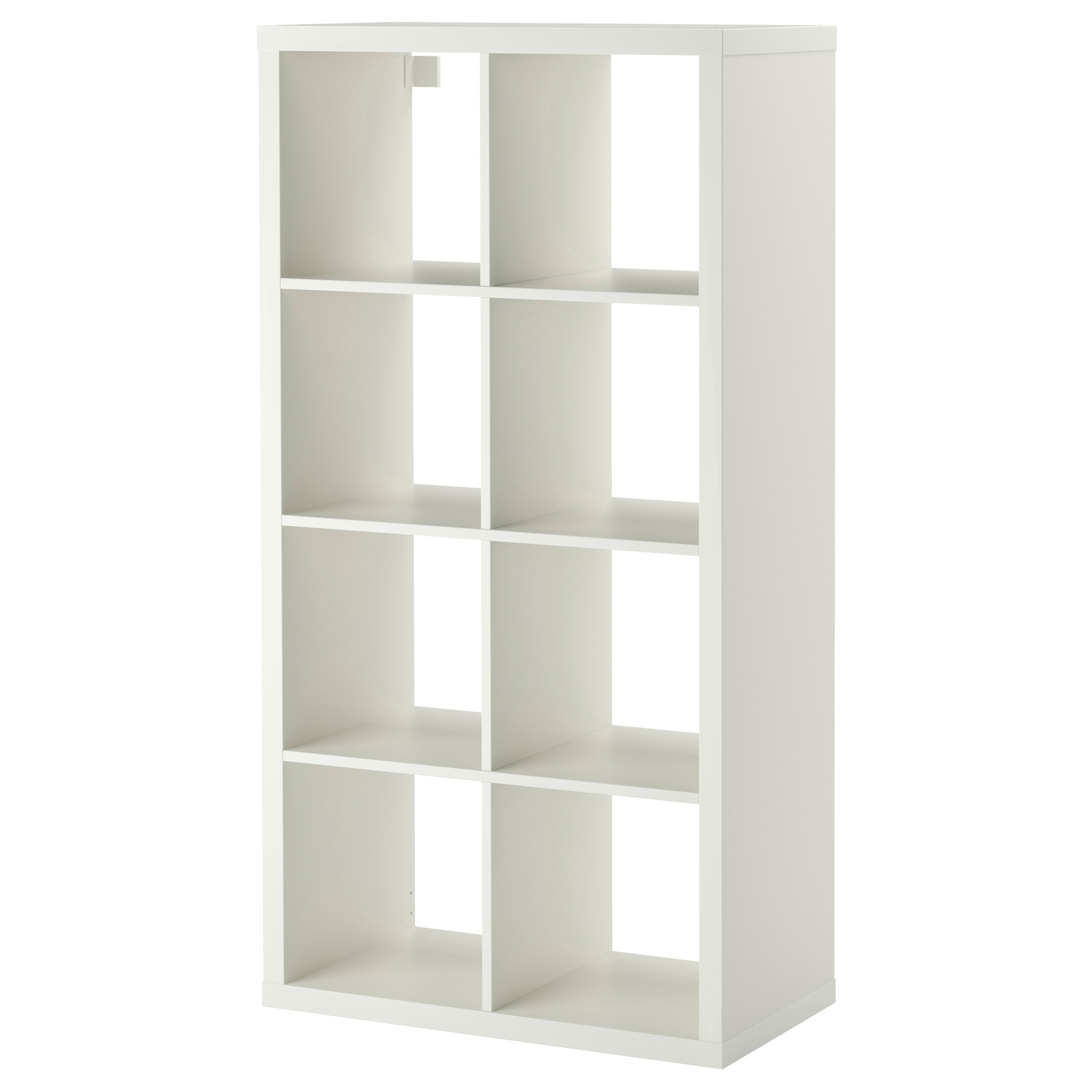 white shelf kallax shelf unit - white - ikea JJFLYKA