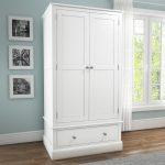 White wardrobes: simple yet beautiful furniture