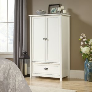 white wardrobes rossford armoire GVRVPLD