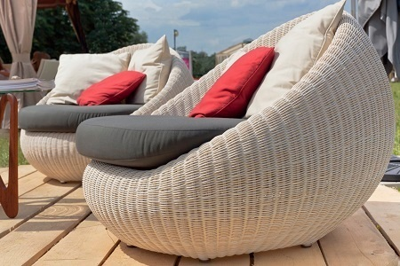 wicker furniture how to weatherproof your wicker patio furniture | doityourself.com CREVJTX