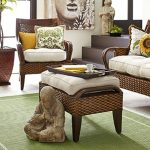 Wicker Furniture for a Friendly and Cool Natural Environment