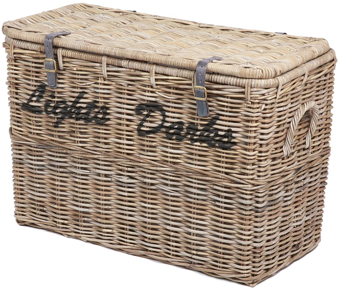 wicker laundry basket the wicker merchant light and dark laundry basket BILXSWQ