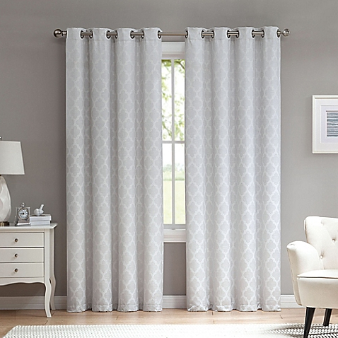 window drapes marrakesh grommet top window curtain panel MXTVFCA