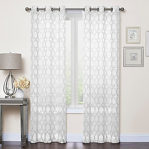 window drapes window curtains u0026 drapes - grommet, rod pocket u0026 more styles - bed ILBSCMZ