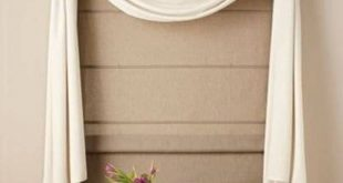 window scarves home design and decor , pretty window scarf ideas : white valance window OKYOMVV