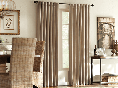 window treatment curtains u0026 drapery YMBCFNH