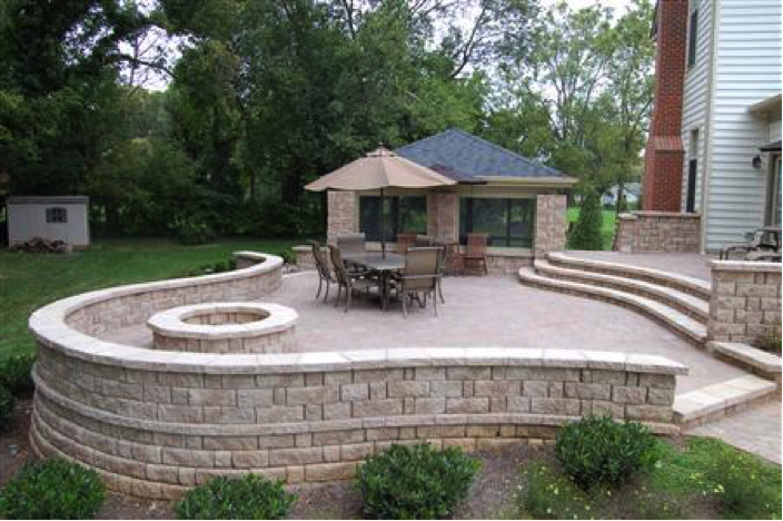 wonderful stone patio stone patio designs installation in maryland md stone  patio QCWSPBT