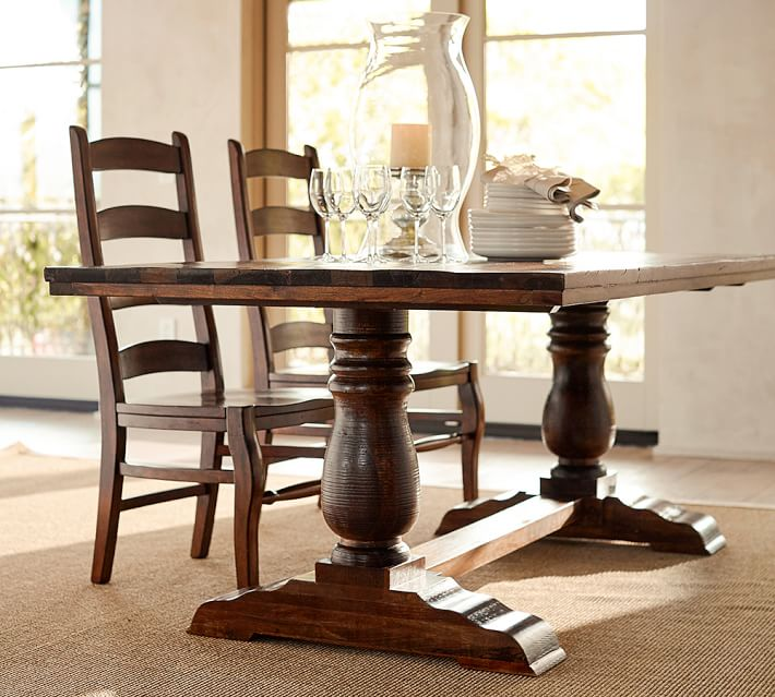 Wood dining table- need for every family