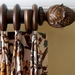How to Choose Wooden Curtain Rods for Your Home