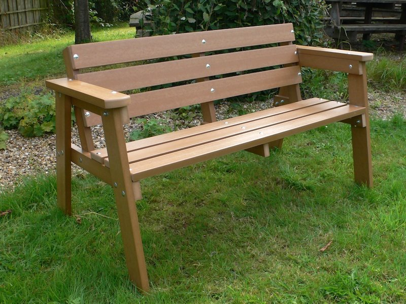 wooden garden benches small LNHMFDA