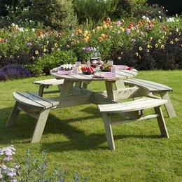 wooden garden tables BSJFQQC