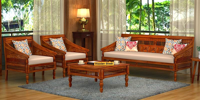 wooden sofa set designs where to buy wooden sofa sets in india DLXLGON