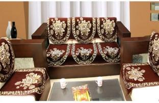 zesture jacquard sofa cover ZNAEEBE
