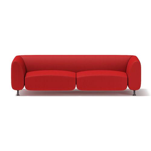 Red Sofa red sofa 3d model QEUGQVK