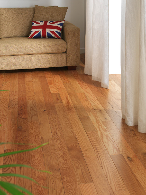18mm solid oak flooring ... YFOPRCB
