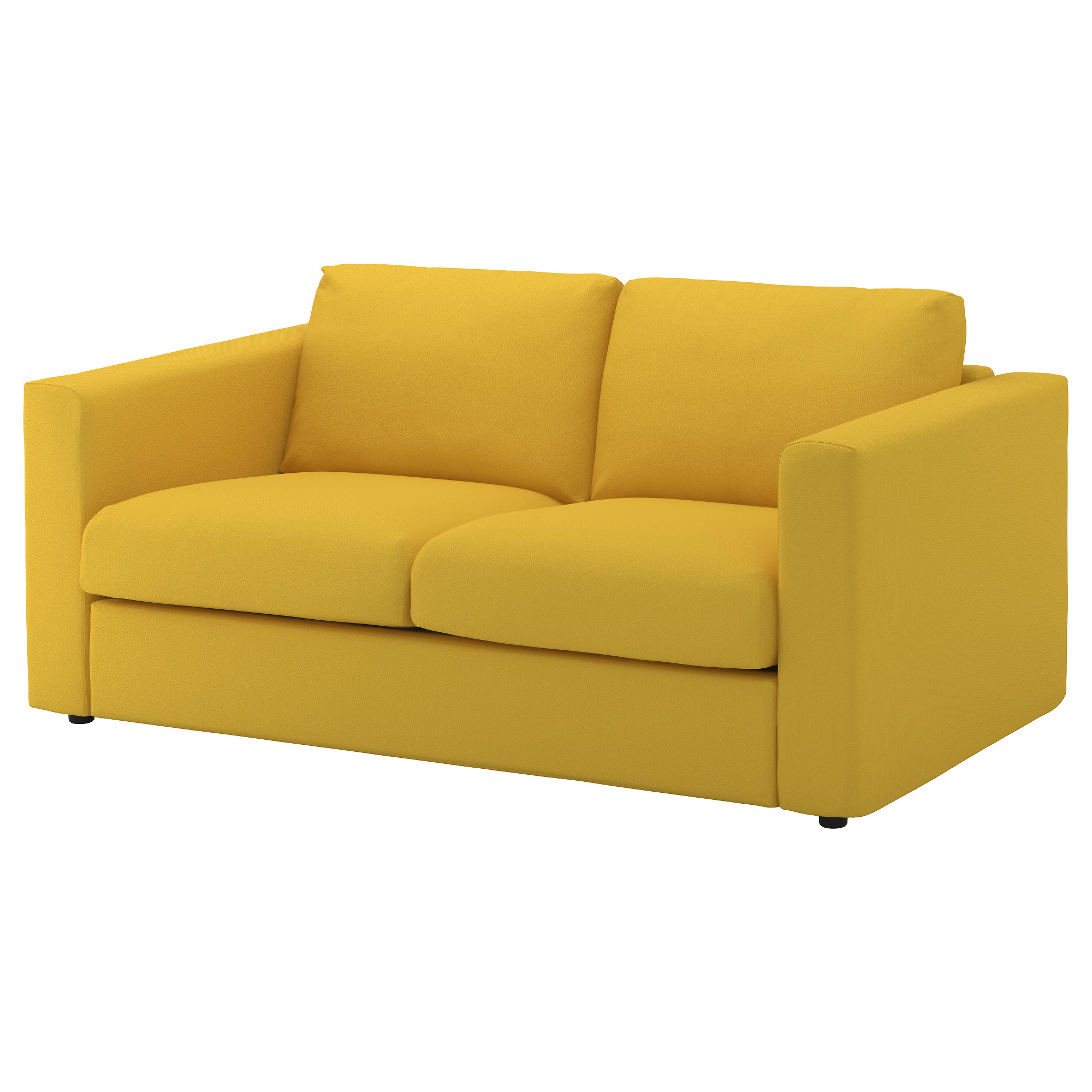 2 seater sofa ikea vimle 2-seat sofa the cover is easy to keep clean since it FMBWICY