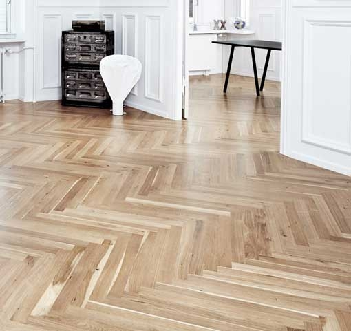 22mm junckers single stave oak parquet flooring 623.5mm long XAVVWBJ