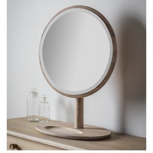 adame round dressing table mirror IJHBSEA