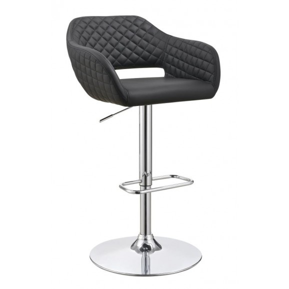 adjustable bar stools adjustable bar stool 100828 black MNNOTMU