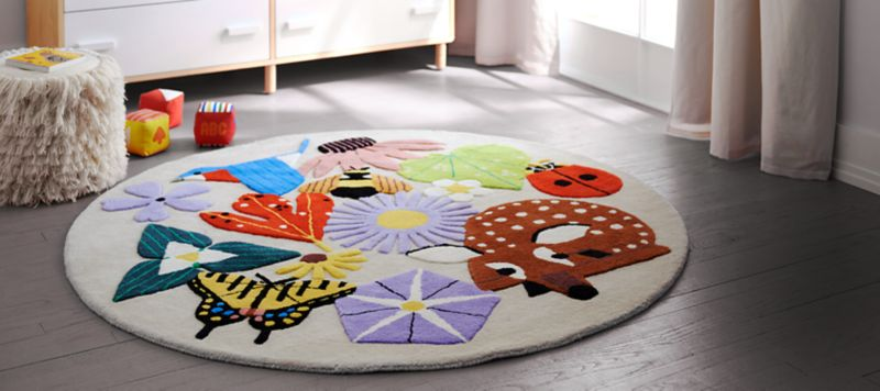 baby and kids rugs | crate and barrel LNXLLVB