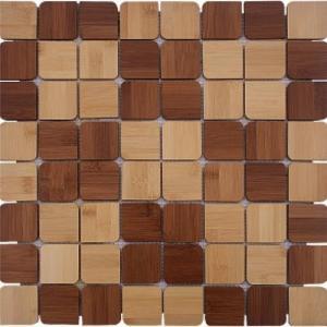 bamboo floor tiles bamboo mosaic tile,bamboo tiles,bamboo wall tile,bamboo floor DYDJIVB