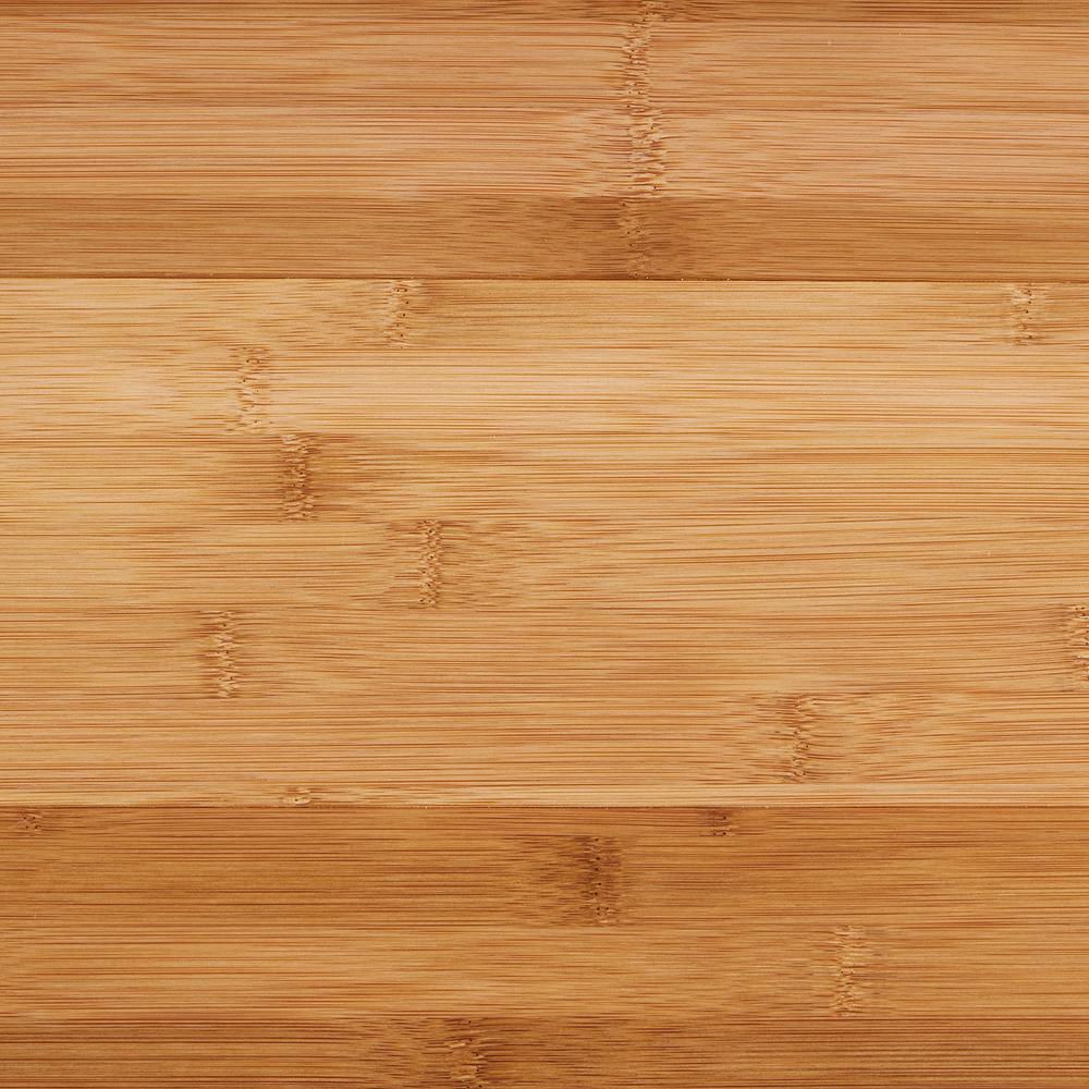 bamboo floors home decorators collection horizontal toast 3/8 in. t x 5 in. w x QWOCJTF