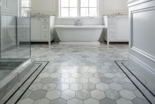 Bathroom flooring 3 interesting ways to update your bathroom flooring in corvallis OYGVBWF