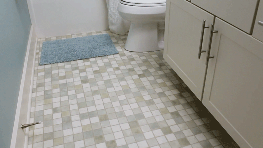 Bathroom flooring how to clean a bathroom floor | better homes u0026 gardens HMCSTPN