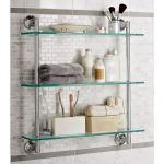 Bathroom Glass Shelves To Enhance Your House