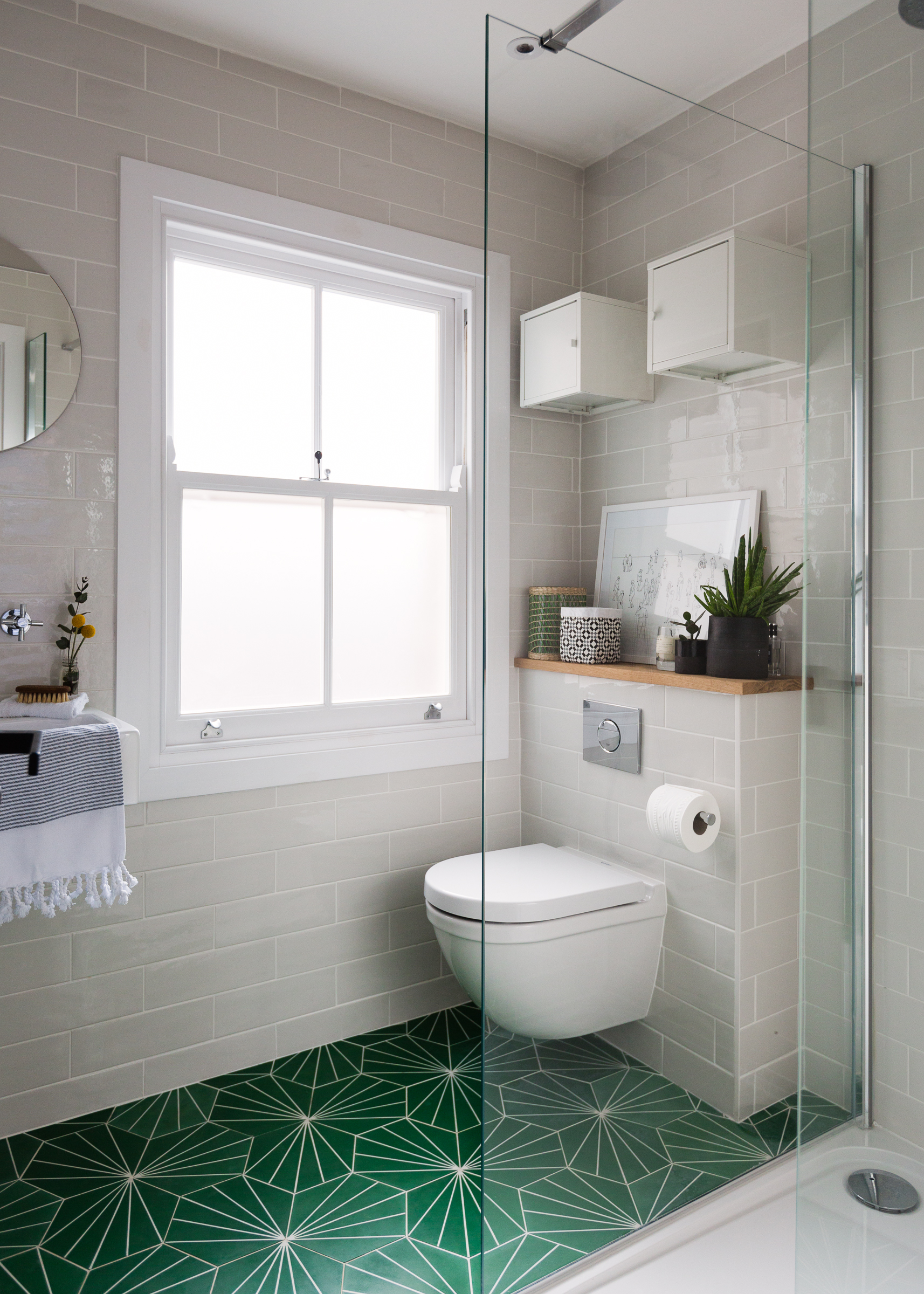 Getting the right bathroom tiling ideas - goodworksfurniture