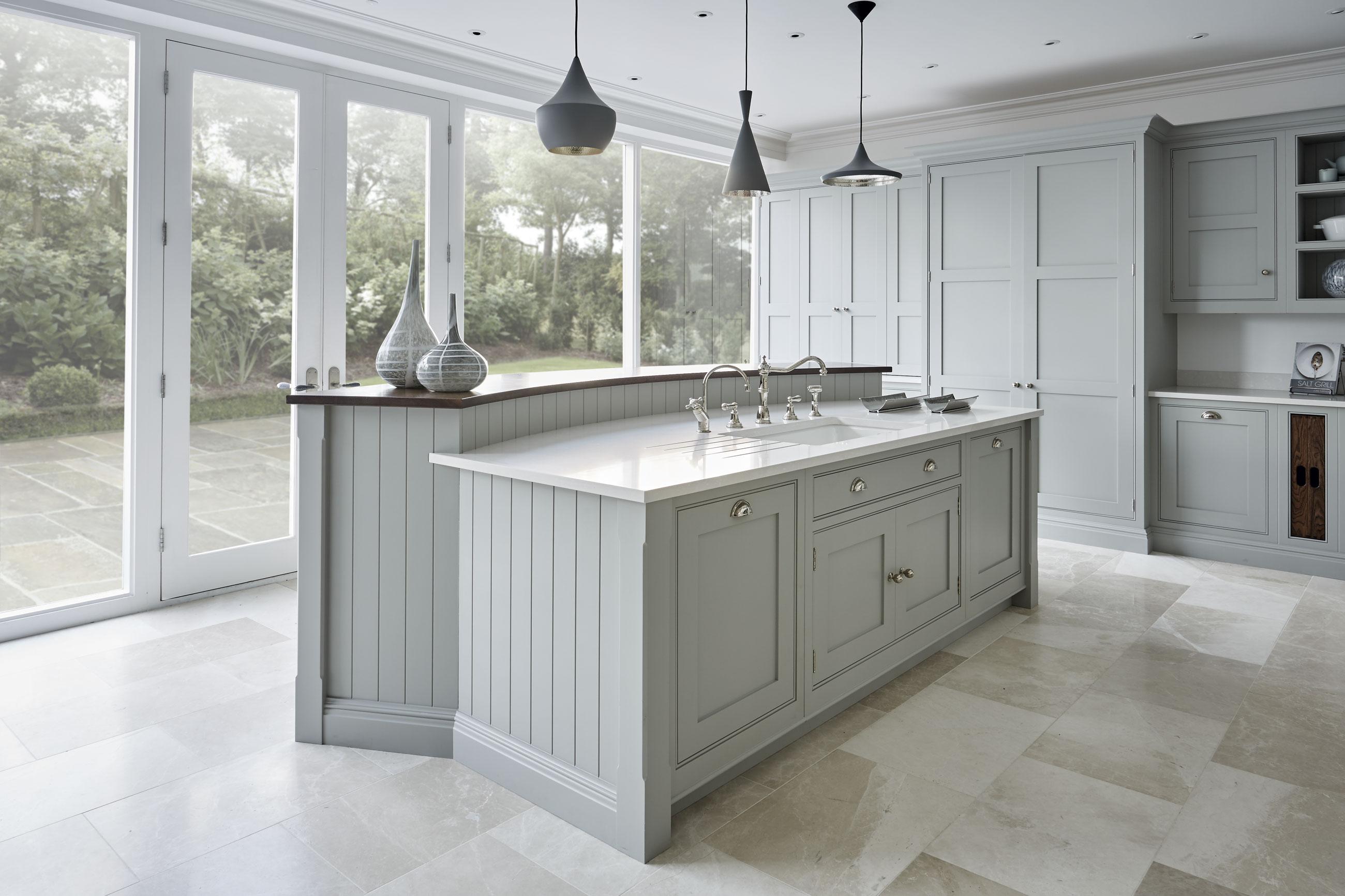 Bespoke Kitchens ... bespoke kitchens designs ideas images designer uk pictures luxury  blackheath kitchen LMVKTBF